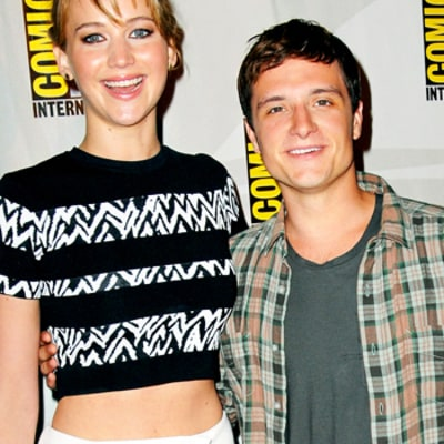 Josh Hutcherson on Friendship With Jennifer Lawrence: