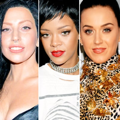 Lady Gaga, Katy Perry, Rihanna and More: Halloween Costumes Inspired by Larger-Than-Life Stars