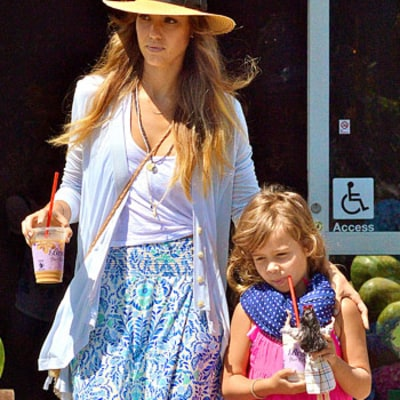 Jessica Alba's Daughter Honor Loses Her First Tooth: See the Picture!