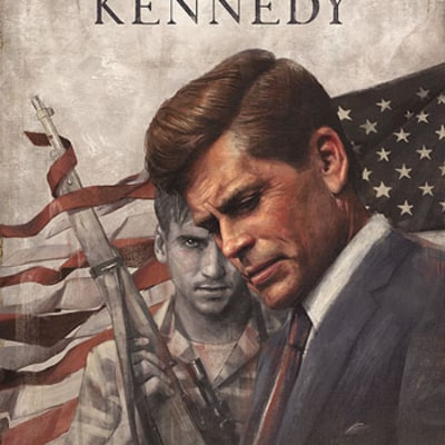 Killing Kennedy Poster Art Revealed Featuring Rob Lowe as John F. Kennedy