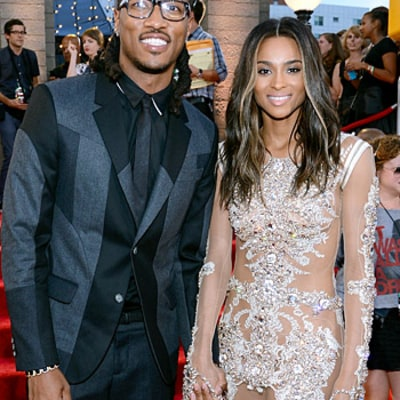 Ciara Engaged to Future, Rapper Surprises Singer With 15-Carat Diamond Ring on Birthday