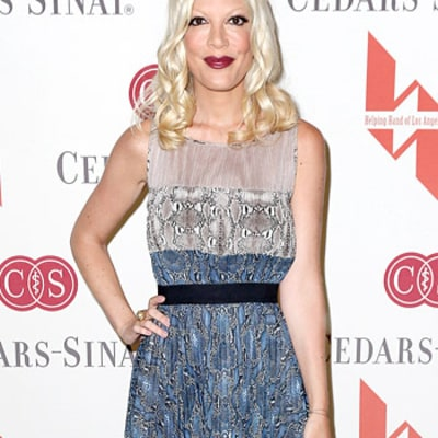 Tori Spelling: I Lied About How I Lost the Baby Weight After Finn's Birth