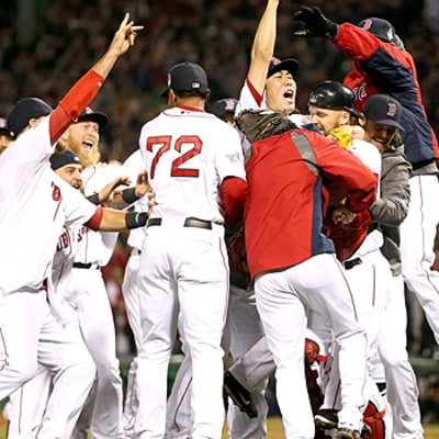 Boston Red Sox Win World Series: Donnie Wahlberg, Chris Evans, Other Celebs React