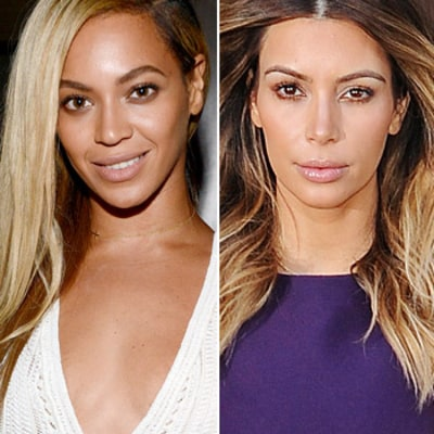 Beyonce Beats Kim Kardashian as Most Searched Celebrity of 2013