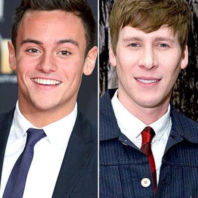 dustin black dating site Olympic diver tom daley, 19, is dating oscar-winning screening writer dustin lance black, 39, and doesn't care about the age gap, a source says.