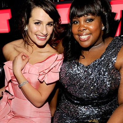 Lea Michele Says Glee Costar Amber Riley Helped Her Through Cory Monteith Death