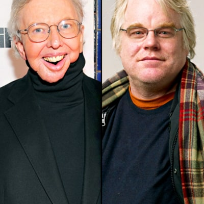 Roger Ebert Wanted Philip Seymour Hoffman to Play Him in a Biopic