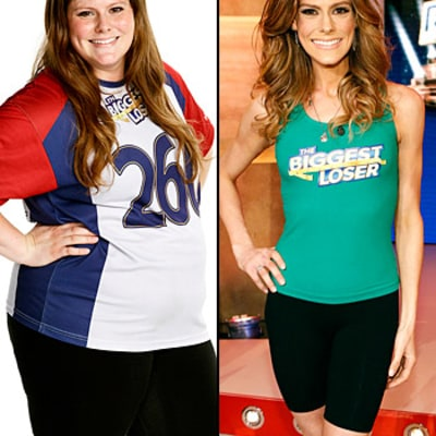 The Most Shocking Biggest Loser Makeovers Ever