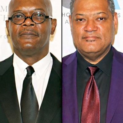 Samuel L. Jackson Eviscerates Reporter Who Mistakes Him For Laurence Fishburne: Video