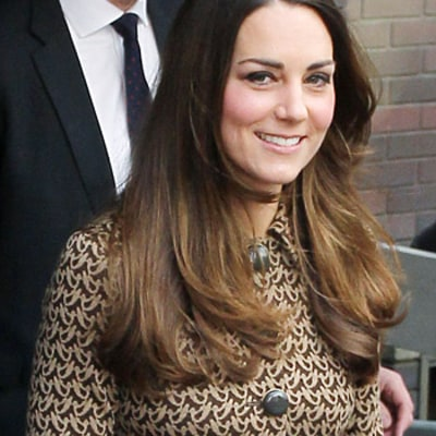 Kate Middleton's Hair Is