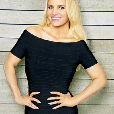 Jessica Simpson Flaunts Slim Figure in Sexy LBDs for New Weight Watchers Ad: