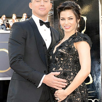 Pregnant Celebs at the Oscars