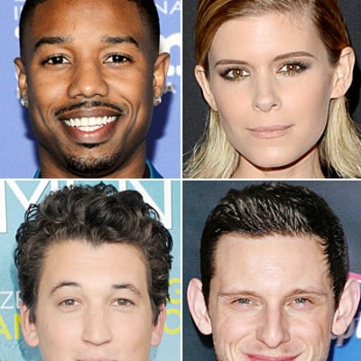 Fantastic Four Reboot Cast Revealed: Michael B Jordan, Kate Mara, Miles Teller and Jamie Bell In Talks