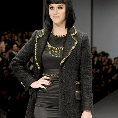 Katy Perry Booed at Moschino Show During Milan Fashion Week