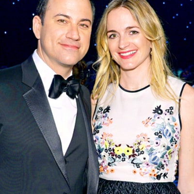 Jimmy Kimmel Expecting Baby With Wife Molly McNearney
