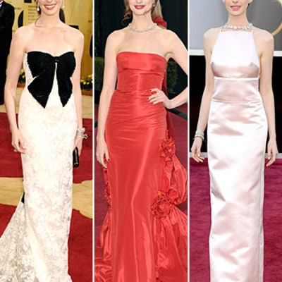 Oscars: Stars' Looks Through the Years