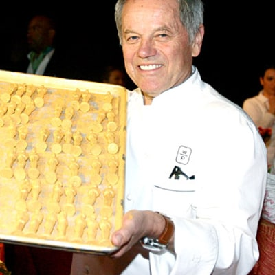 Wolfgang Puck Shares His Oscars Party Recipes
