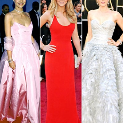 Oscars: Best Dresses of All Time