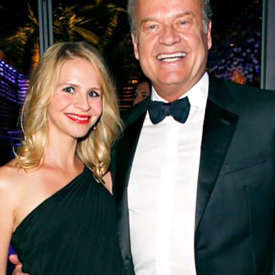 Kelsey Grammer, Wife Kayte Expecting Second Child!