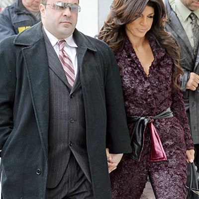 Teresa Giudice, Joe Giudice Plead Guilty to Fraud Charges in Court,