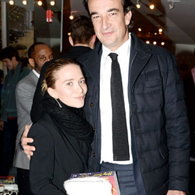 Mary-Kate Olsen, Olivier Sarkozy Make Joint First Post-Engagement Appearance: See the Picture