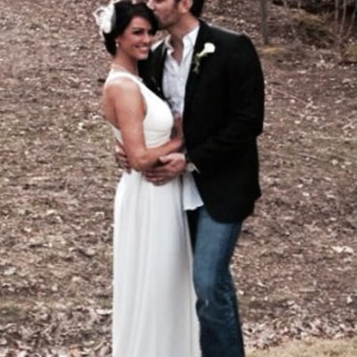 Bachelor Star Elizabeth Kitt Marries Bachelorette Star Ty Brown: See Their Wedding Photo