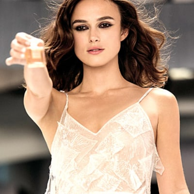 Keira Knightley Plays Hard-to-Get Tease in New Coco Mademoiselle Campaign