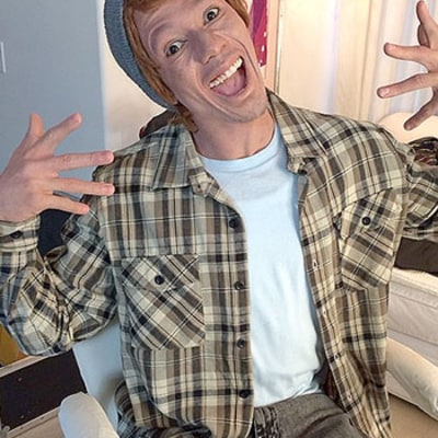 Nick Cannon Shares Whiteface Photo to Promote White People Party Music Album, Explains Title