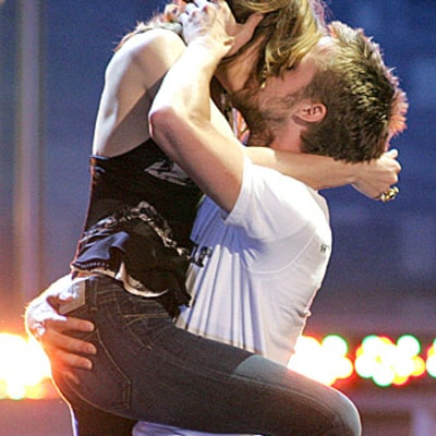 MTV Movie Awards Best Kiss Award: The Best Onstage Kisses
