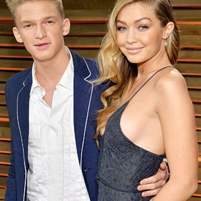 Cody Simpson on Making a Music Video With Girlfriend Gigi Hadid: They Had to Tell Us to Stop Kissing!
