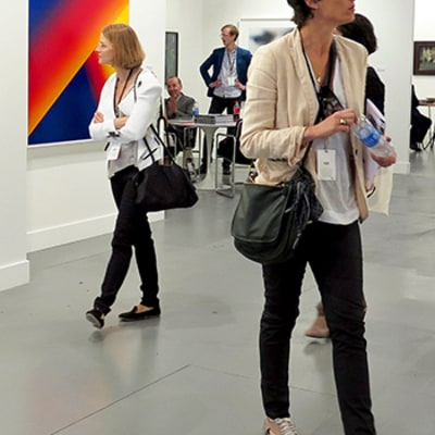 Jodie Foster, Wife Alexandra Hedison Attend Art Show After Secret Wedding: Picture