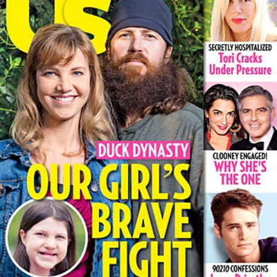 Duck Dynasty's Jase, Missy Robertson Talk Daughter Mia's Struggle With Cleft Lip, Palate: She Taught Us