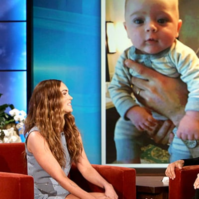 Megan Fox's Sons Bodhi and Noah Shared in Adorable New Pictures on Ellen Show