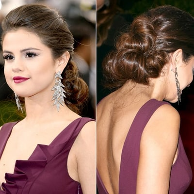 12 Celebrity Red Carpet Hairstyles That Are Perfect for Prom