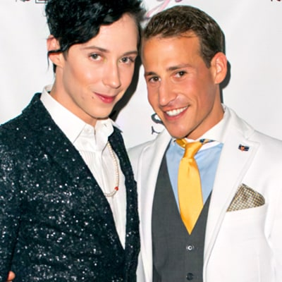Johnny Weir Reconciles With Husband Victor Voronov: