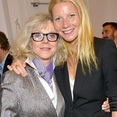 Gwyneth Paltrow, Mom Blythe Danner Attend Goop Pop-Up Show Celebration Party: Picture, Details