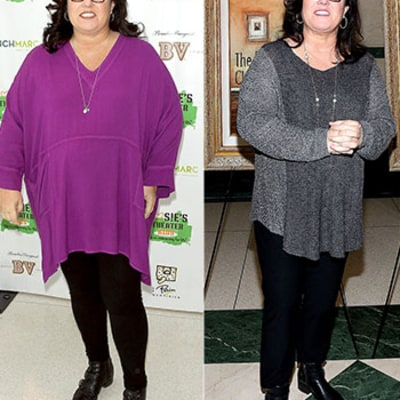 Rosie O'Donnell Explains Weight Loss Surgery, Says She Feels