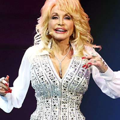 Dolly Parton Addresses Secret Tattoo Rumor, Admits to Having a