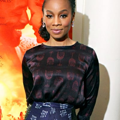 Anika Noni Rose Dazzles at the Premiere of Half of a Yellow Sun in NYC