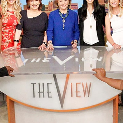 Barbara Walters Celebrated By All 11 View Co-Hosts!