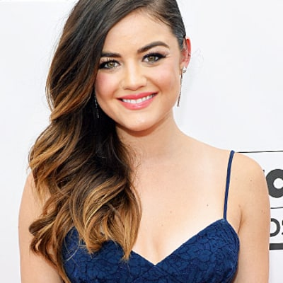 Lucy Hale's Pink Lip at the Billboard Music Awards 2014: Get the Budget Beauty Look