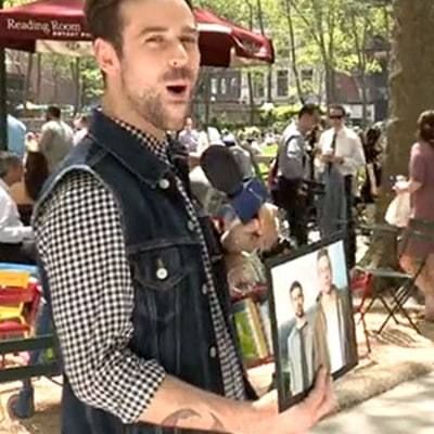 Ryan Lewis Asks Clueless Macklemore Fans About Himself for The Tonight Show With Jimmy Fallon