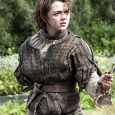 Game of Thrones' Maisie Williams Talks Funny Fan Stories and Doing Her Own Stunts