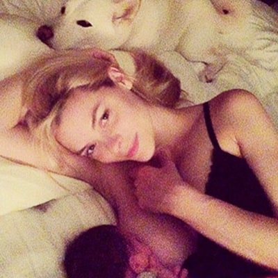 Jaime King Shares Picture of Herself Breastfeeding, Says It Shouldn't Be
