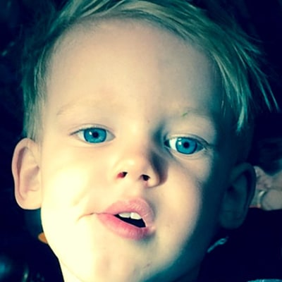 Hilary Duff Shares Instagram Photo of Son Luca, Writes