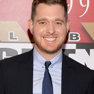 Michael Buble: I'm a Dad First, the Rest Is