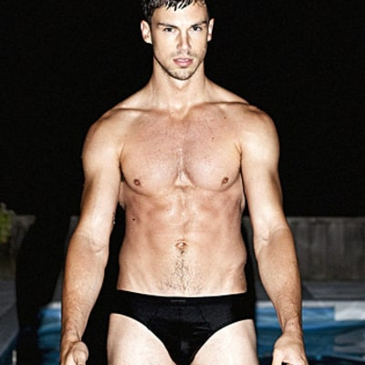Lea Michele's Hot New Guy: See Matthew Paetz In a Speedo
