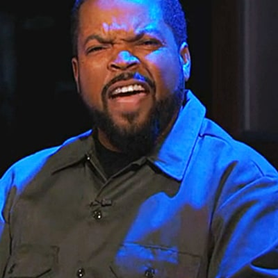 Ice Cube Says Nice Phrases on Jimmy Kimmel Live! With an Angry Tone: See the Funny Video