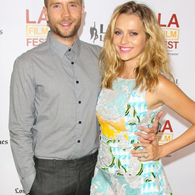 Teresa Palmer, Husband Mark Webber Hit First Red Carpet Together Since Giving Birth to Son Bodhi: Picture