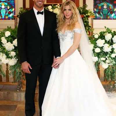 Kimberly Perry Marries J.P. Arencibia: First Official Wedding Pictures